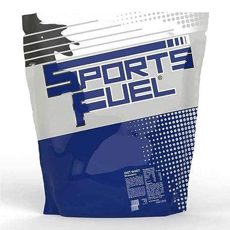 Sports Fuel Dieta Proteína De Suero / Dulce Fresa (5kg)