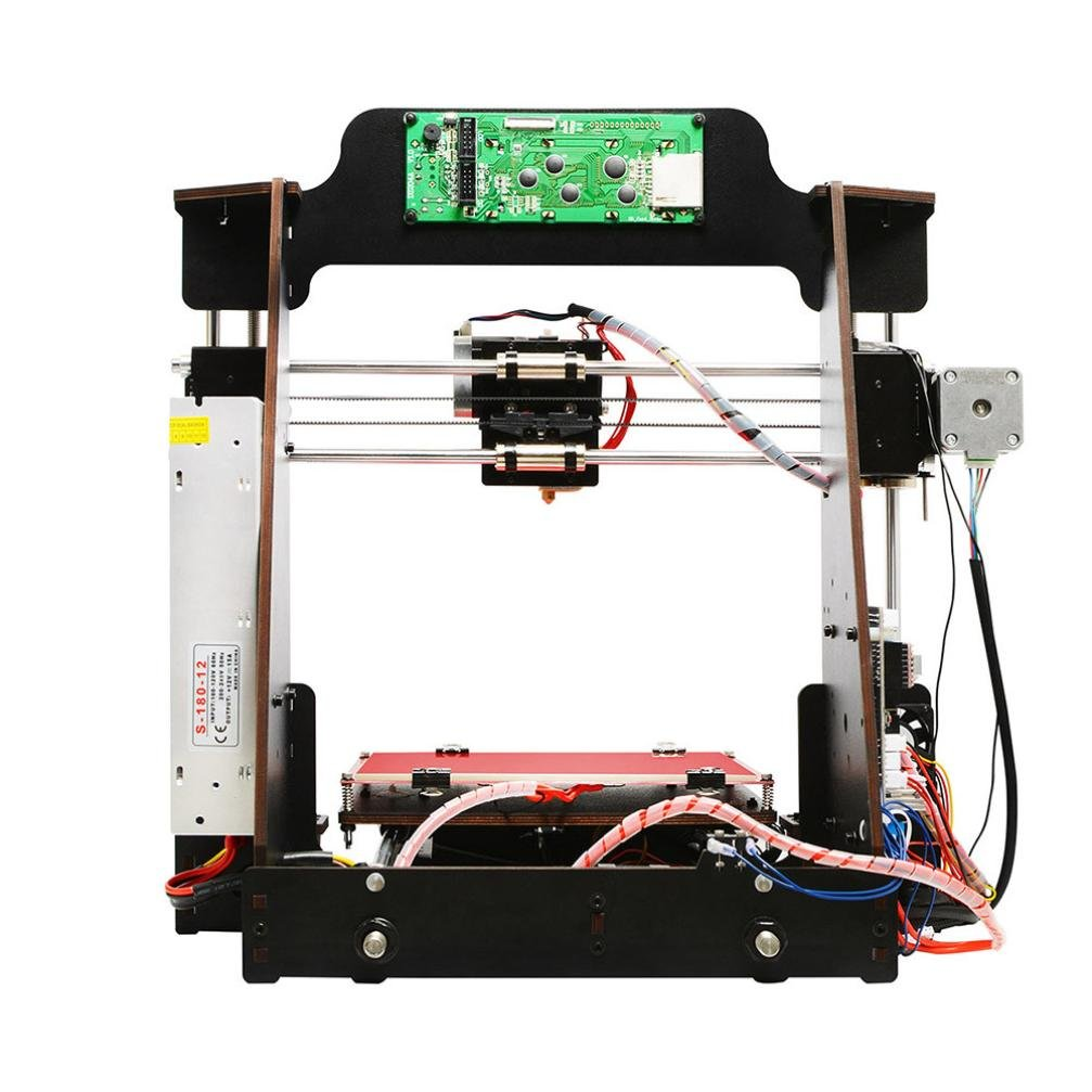 bescita DIY Desktop 3d impresora Prusa I3 Pro W Impresión Juego ...