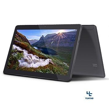 YUNTAB K107 Tablet 3 G de 10.1 Pulgadas (Procesador Quad Core,Quad Core 1