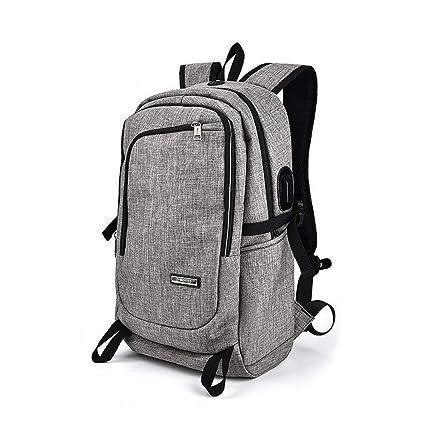 fdffacbc7380 Amazon.com: Xiejuanjuan Men's Handbags Men's Bag Backpack USB ...