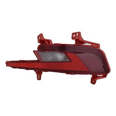 TYC Reflex Reflector: Automotive