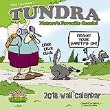 Tundra 2018 Wall Calendar