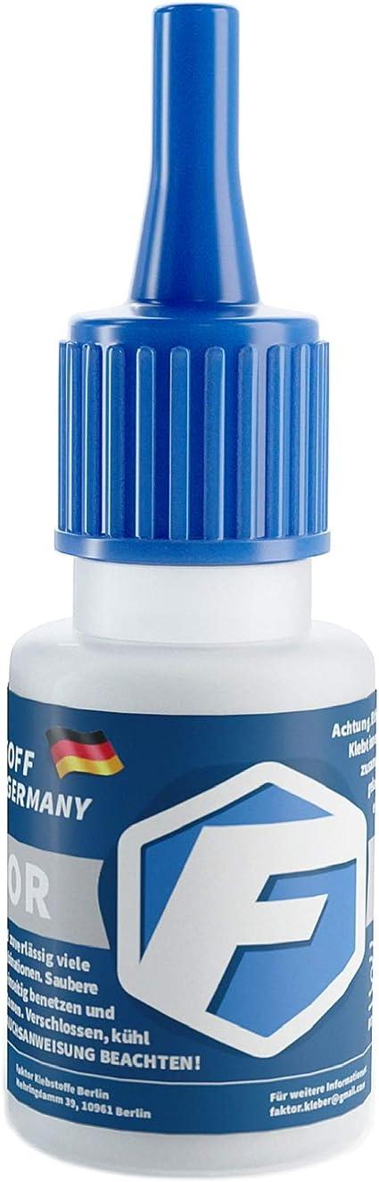 PASCOFIX Klebesystem für Polyethylen Polypropylen Silikon Kunststoffe kleben