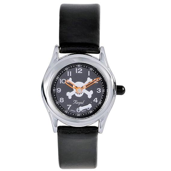 Regal Reloj para Nios de con Correa en Sintético R69500-217: Amazon.es: Relojes