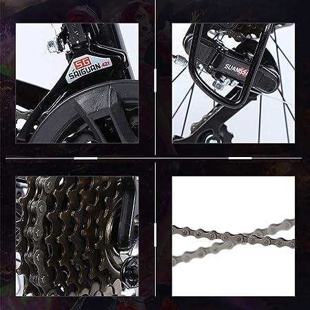 BIU Bicicleta De Montaña De 26 Pulgadas, Bicicleta De Carretera ...