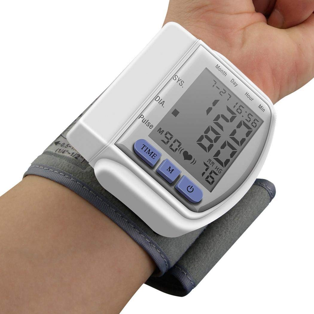 Legros8 Durable Automatic LCD Digital Display Wrist Blood Pressure Monitor by Legros8 (Image #1)