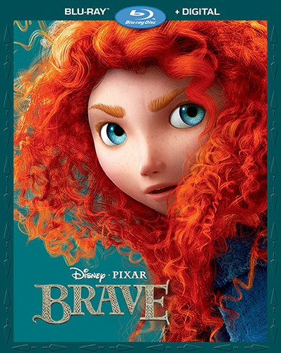 Blu-ray : Brave (Repackaged, Digitally Mastered in HD)