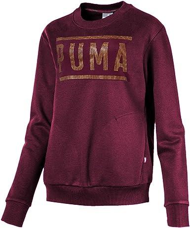 Puma Damen Pullover ATHLETIC Crew Sweat FL 851867