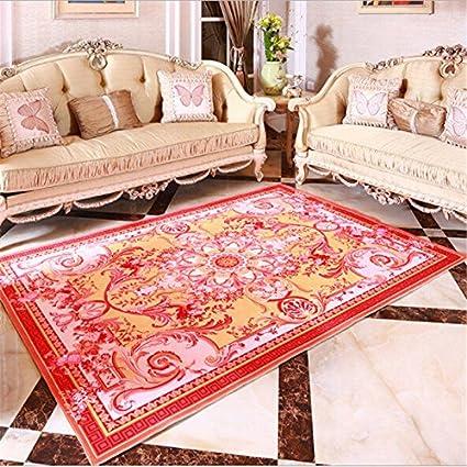 Amazon.com: Wddwymll Luxury Style Royal Large Carpets for ...