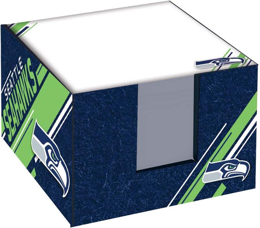 Turner Sports Seattle Seahawks Note Cube W/Holder (8125003)