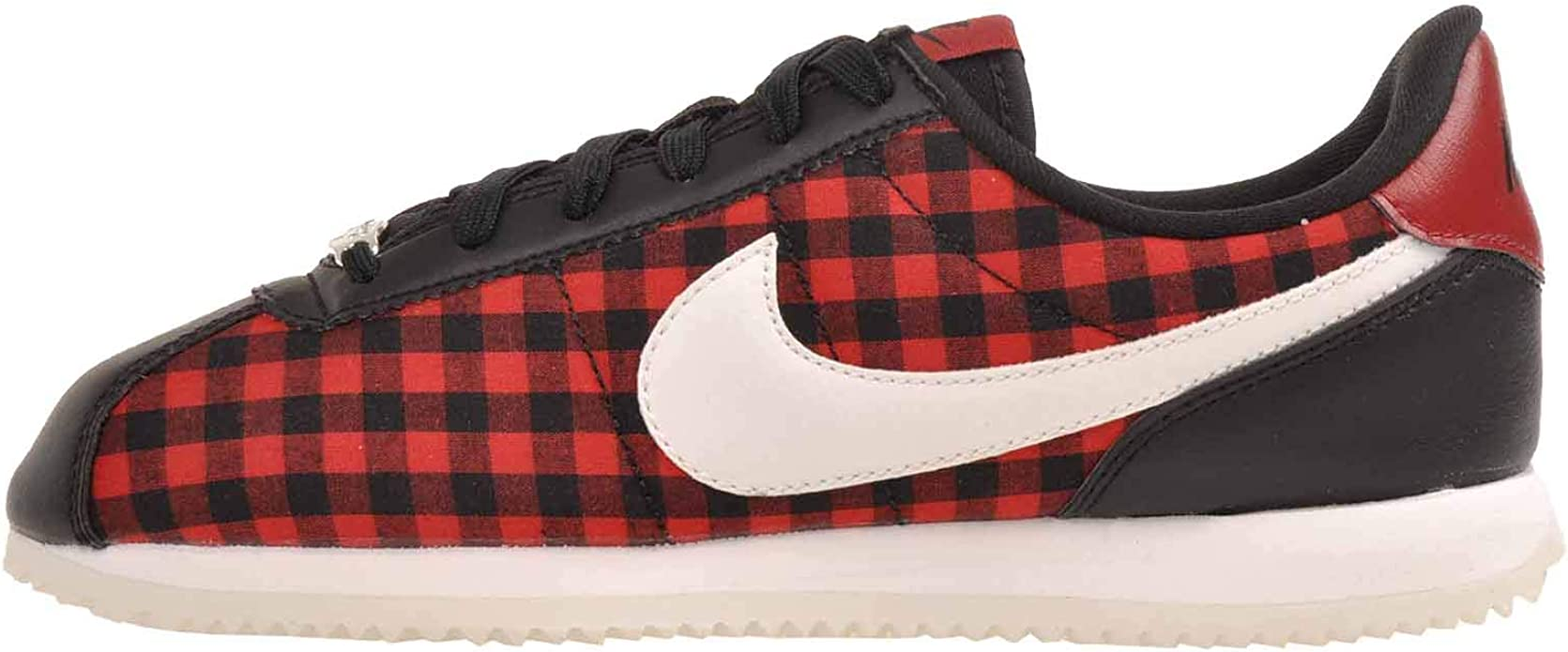 Apariencia Sede Pompeya  Amazon.com: Nike Cortez Basic TXT SE (Plaid) (Kids): Shoes