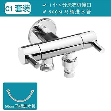 Grifo de lavabo para fregadero giratorio grifo de lavabo Latón ...