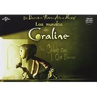 Los Mundos De Coraline - Edición Horizontal [DVD]