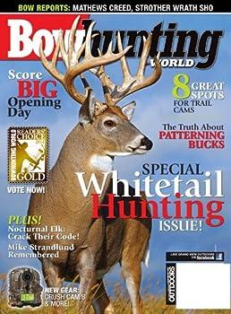 1-Yr. Bowhunting World Magazine Subscription