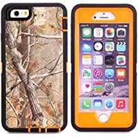 iPhone 7 Plus Case, [Heavy Duty] [Drop Protection] [Shockproof] Tough Rugged TPU Hybrid Hard Shell Cover Case Impact Screen Protector for Apple iPhone 7 Plus [5.5 inch]