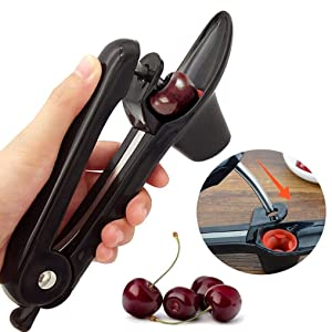 Locisne Cherry Pitter Tool,Cherry/Olive Stoner