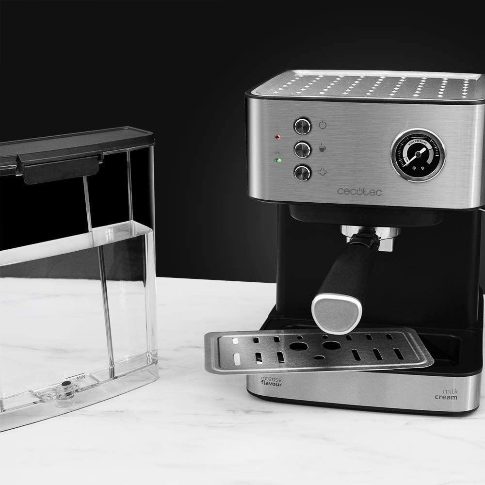Cecotec Power Espresso 20 Professionale Cafetera. 20 Bares ...