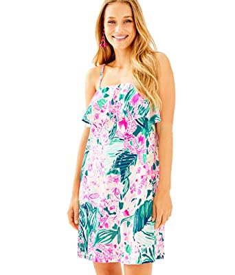 016fc9a833a36b Image Unavailable. Image not available for. Color: Lilly Pulitzer Women's  Anastasia Dress ...