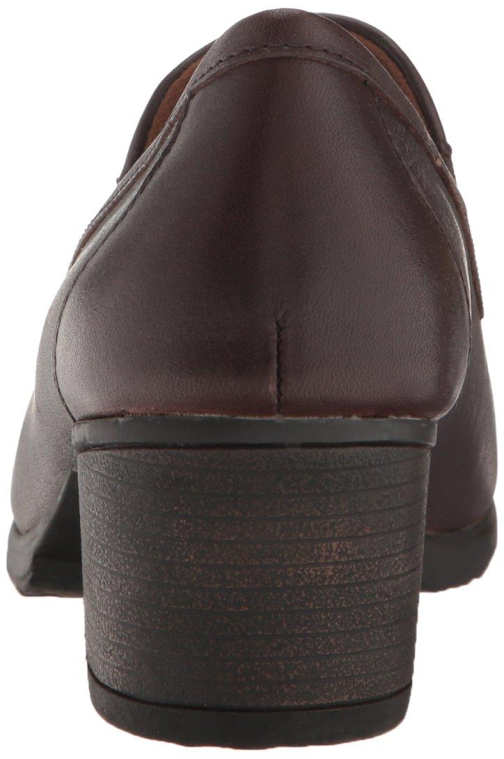 Eastland Women's Tonie Twin Gore Slip On B01N5MUT6J 11 B(M) US|Brown