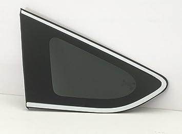 NAGD For 2016-2018 Kia Optima 4 Door Sedan Passenger//Right Side Front Door Window Replacement Glass