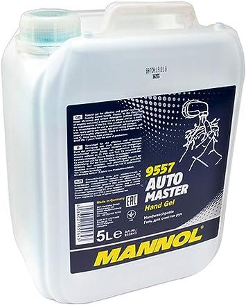 Automaster Hand Gel Handreiniger 5 Liter Kanister Auto