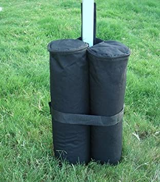Set of 6 Weight Bags for 10x20 Pop up Canopy Party Tent Gazebo Ez & Amazon.com: Set of 6 Weight Bags for 10x20 Pop up Canopy Party ...
