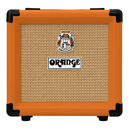Head Cabinet Amp Custom (Orange PPC108 1x8