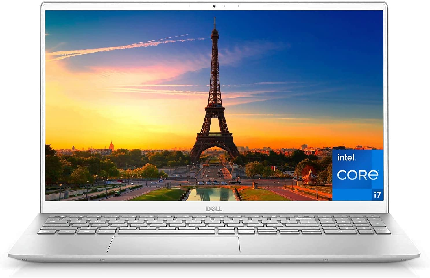 2021 Dell Newest Inspiron 5000 Series 15.6'' FHD Laptop, Intel Core i7-1165G7, 32GB RAM 1TB PCIe SSD, Webcam, Backlit Keyboard, FP Reader, Windows 10 Home
