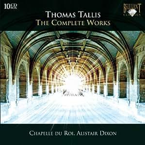 Thomas Tallis - Complete Works