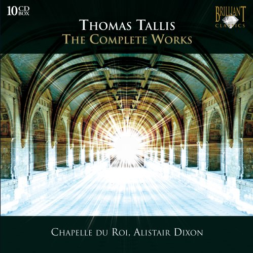Thomas Tallis: Complete Works by Alliance