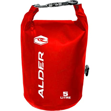 37b8b35925a Alder 5L 20L 30L 40L 60L 80L Heavy Duty 100% Waterproof Dry Bag Backpack  and Adjustable Shoulder Strap Perfect for Kayaking