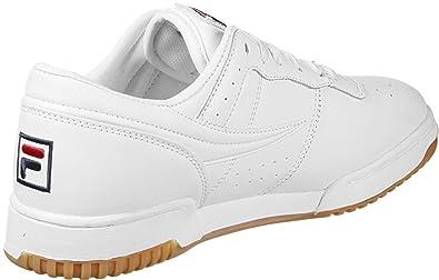 Fila Original Fitness SMU W chaussures white/gum xyLf4