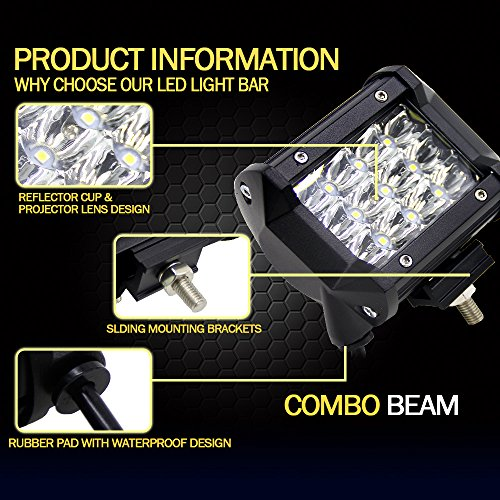 XYH-Three-rows-Led-Light-Bar-Modified-off-road-lights-roof-light-bar