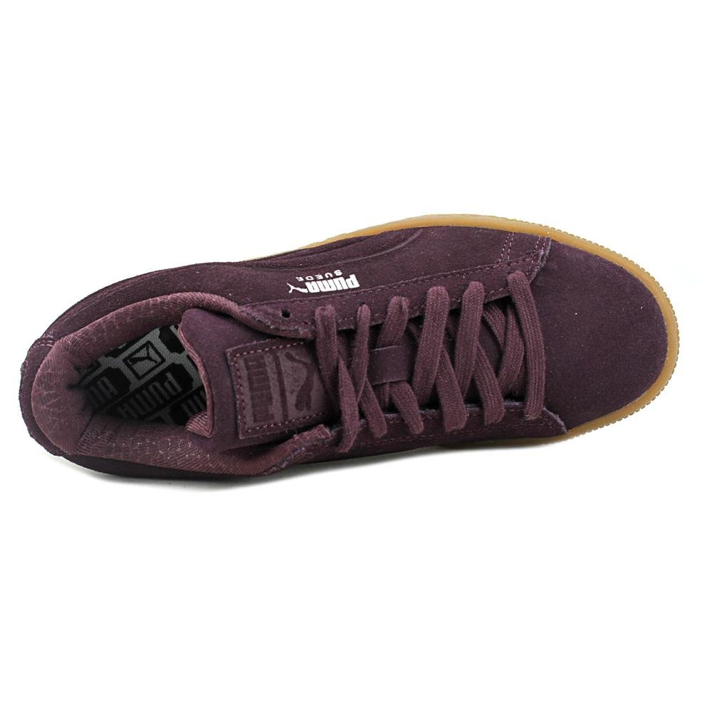 more photos 308a5 b9ddd Amazon.com | PUMA Suede Classic Debossed Q4 Jr (Kids) | Shoes