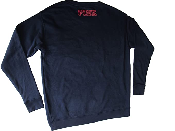 bbecffdf Victoria's Secret PINK Houston Texans NFL Pullover Sweatshirt (Small ...
