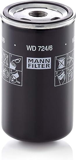 Mann-Filter wd724//6 filtre hydraulique