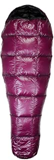 product image for Western Mountaineering Highlite 35 Degree Sleeping Bag Plum 5FT 6IN / Left Zip