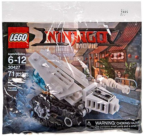 LEGO The NINJAGO Movie Ice Tank Set (30427)