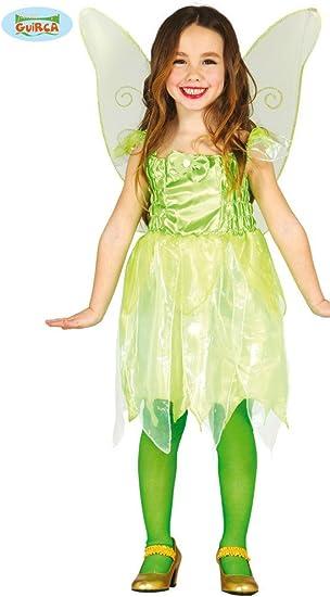 Disfraz Hada Del Bosque 7-9 Guirca: Amazon.es: Juguetes y juegos