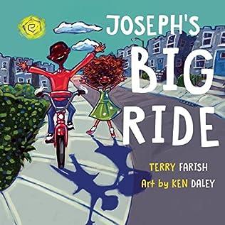 book cover of Joseph\'s Big Ride