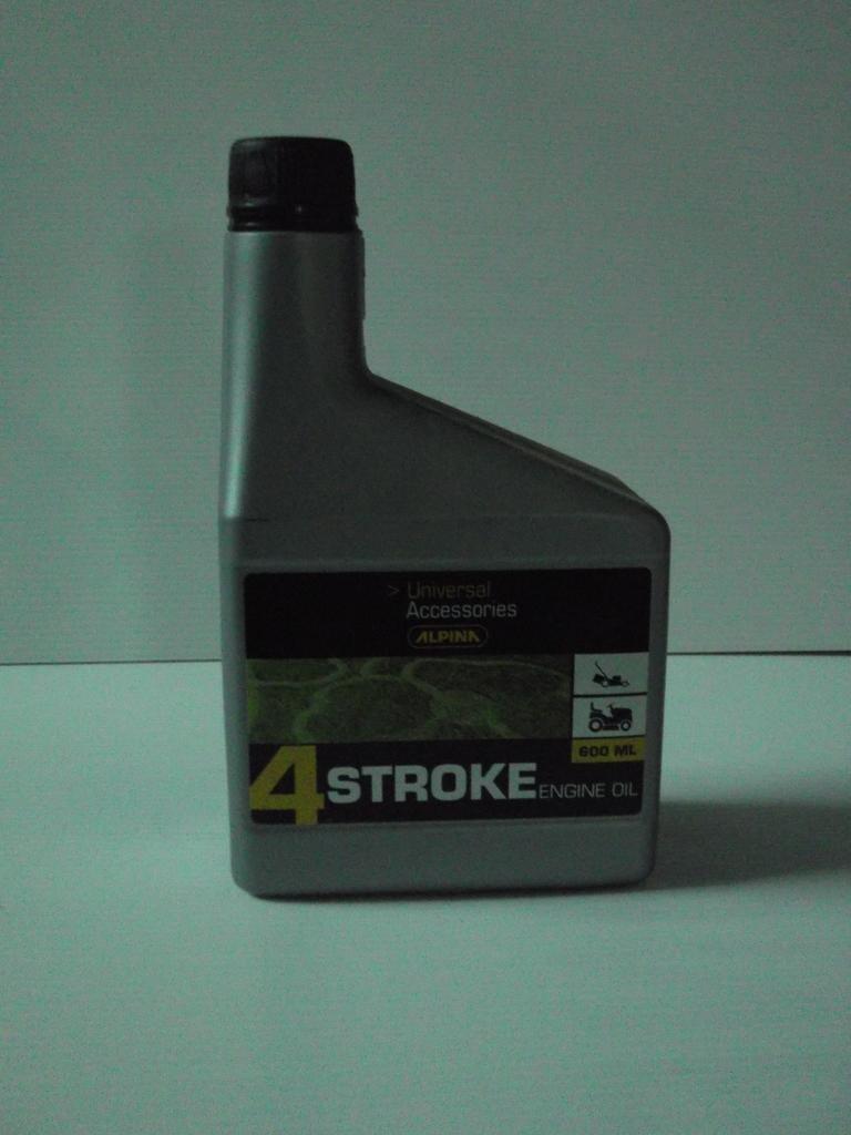 Stroke Aceite Para Motores de Hierba, 600 Ml: Amazon.es ...