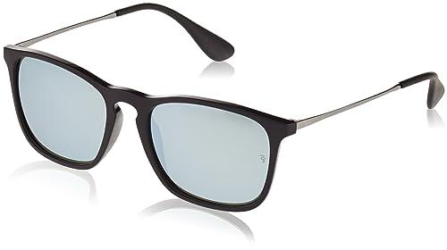 d4497ab6c6 Ray-Ban Chris 0RB4187 Square Sunglasses  Amazon.ca  Shoes   Handbags