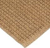 Andersen 250 WaterHog Drainable Polypropylene Entrance Outdoor Floor Mat, 10' Length x 3' Width, Camel