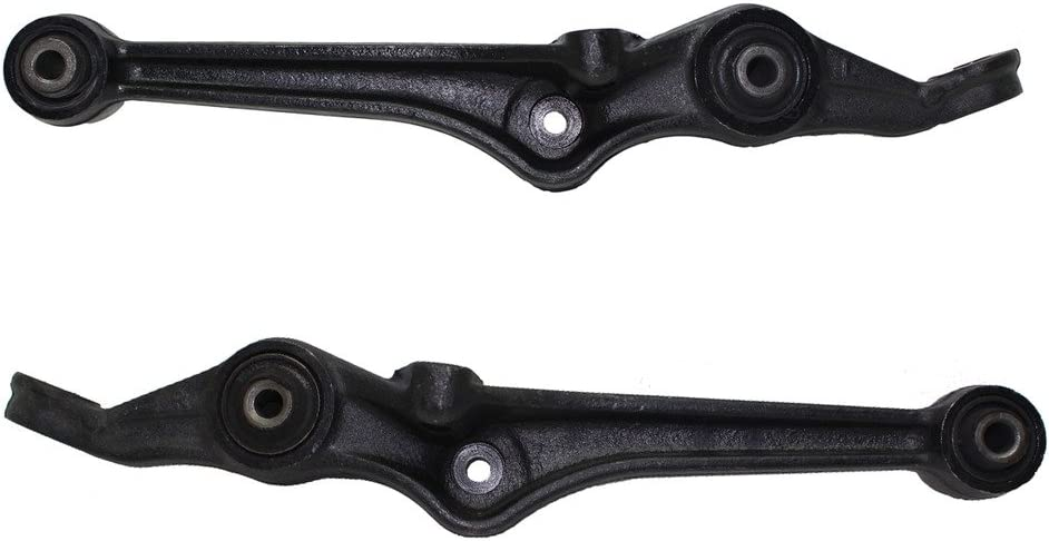 Detroit Axle 2 Front Lower Control Arm Assembly Set Driver Passenger Side for 1998-2002 Honda Accord Acura CL TL Both