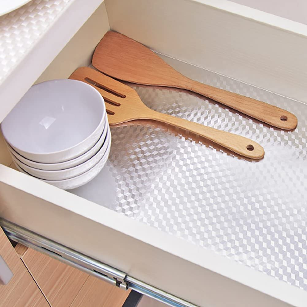 Selfadhesive Kitchen Paper Anti-oil Sticker Creative Safe Aluminum Foil Cupboard