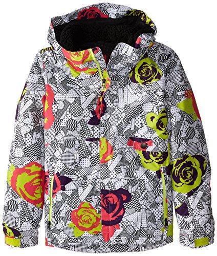(686 Girl's Wendy Insulated Jacket, Large, Fuchsia)