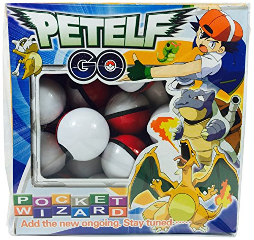 OliaDesign Poke Ball Small Mega Model Toy (36 Pieces) (Toys And Models compare prices)