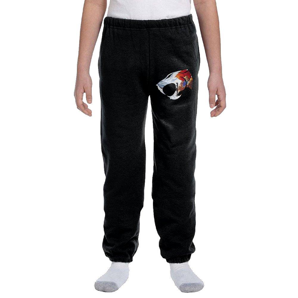 Thundercats Comic Youth Basics Fleece Pocketed Sweatpants