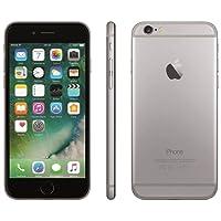 "iPhone 6 Apple com 64GB, Tela 4,7"", iOS 8, Touch ID, Câmera iSight 8MP, Wi-Fi, 3G/4G, GPS, MP3, Bluetooth e NFC"