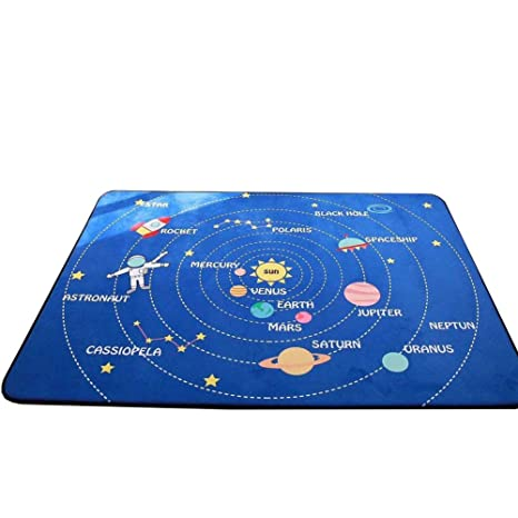 Amazon Com Cusphorn Baby Play Mat Cotton Floor Gym Non Toxic Non